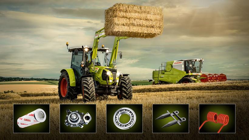 Покупка сельскохозяйственной техники и запчастей